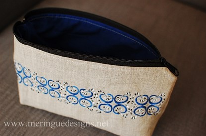 Picture of Cosmetic Bag Pattern